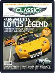 Classic & Sports Car Magazine (Digital) Subscription November 1st, 2021 Issue
