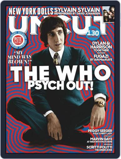 UNCUT Magazine (Digital) April 1st, 2021 Issue Cover