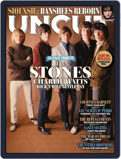 UNCUT Magazine (Digital) November 1st, 2021 Issue Cover