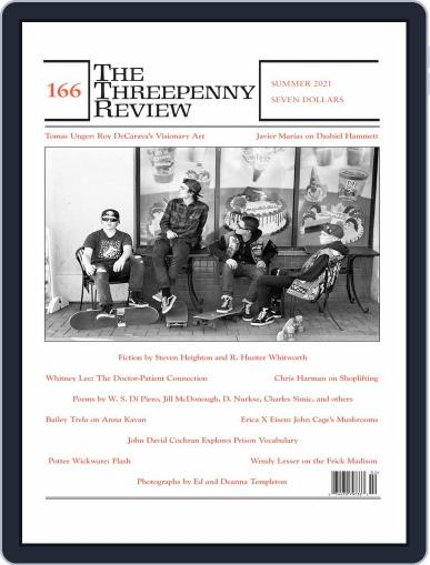 The Threepenny Review