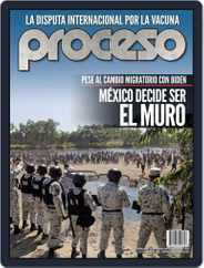 Proceso Magazine (Digital) Subscription January 24th, 2021 Issue