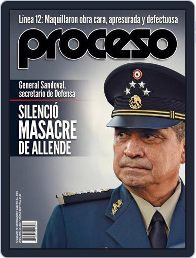 Proceso Magazine (Digital) June 20th, 2021 Issue Cover