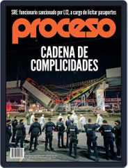 Proceso Magazine (Digital) Subscription May 9th, 2021 Issue