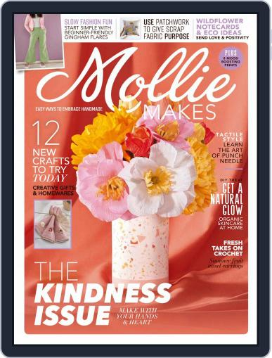 Mollie Makes Magazine (Digital) June 1st, 2021 Issue Cover