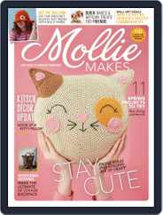 Mollie Makes Magazine (Digital) Subscription May 1st, 2021 Issue