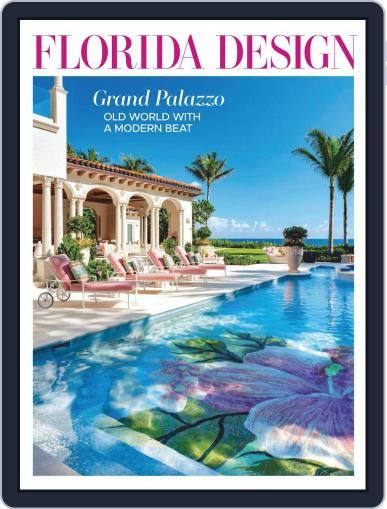 Florida Design – Digital Edition Magazine December 15th, 2020 Issue Cover