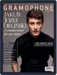 Gramophone Magazine (Digital) Subscription October 1st, 2021 Issue