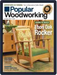 Popular Woodworking Magazine (Digital) Subscription July 1st, 2021 Issue