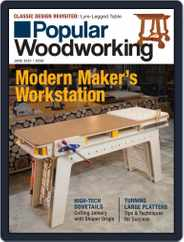 Popular Woodworking Magazine (Digital) Subscription May 1st, 2021 Issue