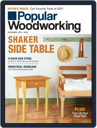 Popular Woodworking Magazine (Digital) November 1st, 2021 Issue Cover
