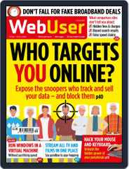 Webuser Magazine (Digital) Subscription November 1st, 2020 Issue