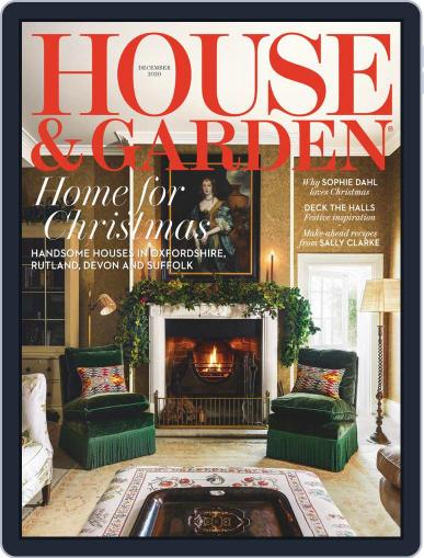 House and Garden Magazine (Digital) December 1st, 2020 Issue Cover