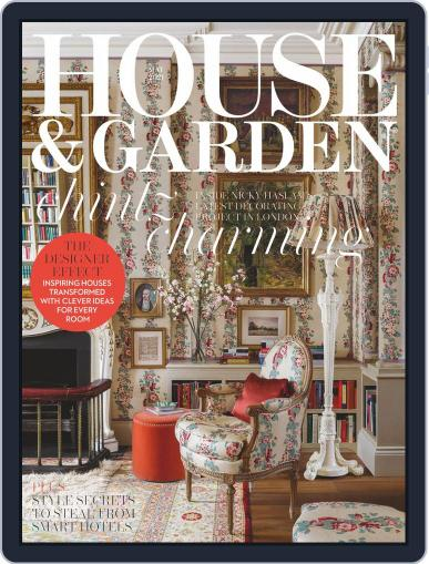 House and Garden Magazine (Digital) May 1st, 2021 Issue Cover