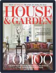 House and Garden Magazine (Digital) Subscription November 1st, 2021 Issue