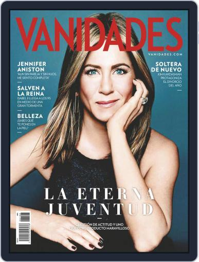Vanidades México Magazine (Digital) April 26th, 2021 Issue Cover