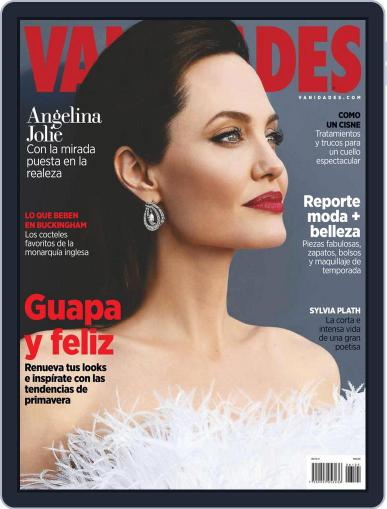 Vanidades México Magazine (Digital) March 8th, 2021 Issue Cover