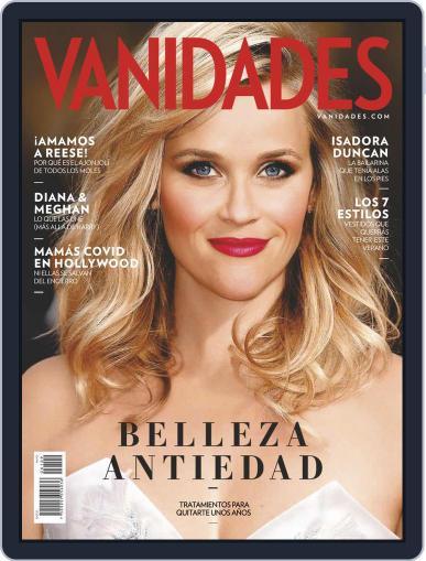 Vanidades México Magazine (Digital) May 10th, 2021 Issue Cover