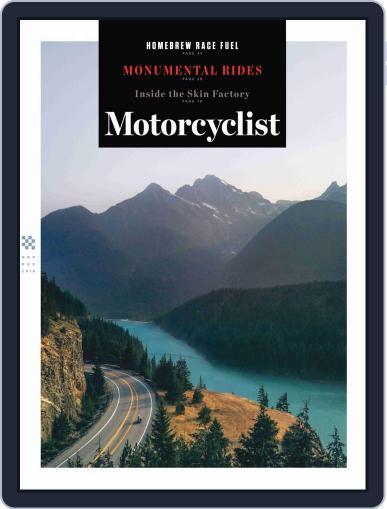 Sport Rider (Digital) November 1st, 2018 Issue Cover