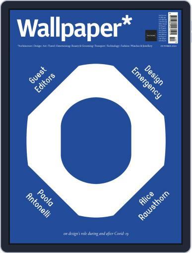 Wallpaper Magazine (Digital) October 1st, 2020 Issue Cover