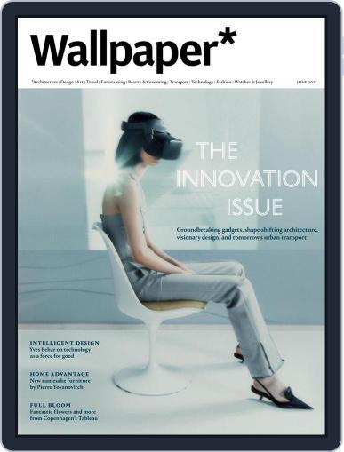 Wallpaper Magazine (Digital) June 1st, 2021 Issue Cover