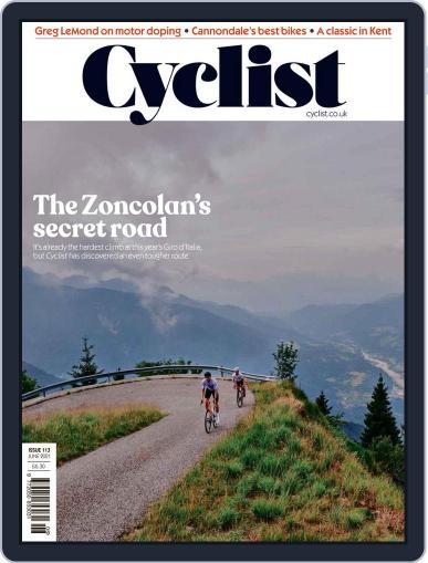 Cyclist Magazine (Digital) June 1st, 2021 Issue Cover