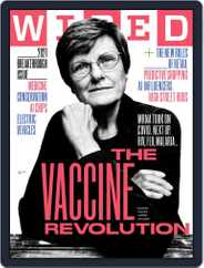 WIRED UK Magazine (Digital) Subscription July 1st, 2021 Issue