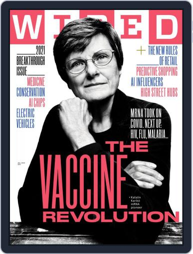 WIRED UK Magazine (Digital) July 1st, 2021 Issue Cover