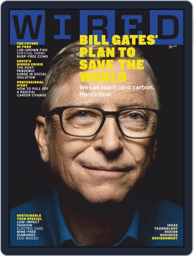 WIRED UK Magazine (Digital) March 1st, 2021 Issue Cover