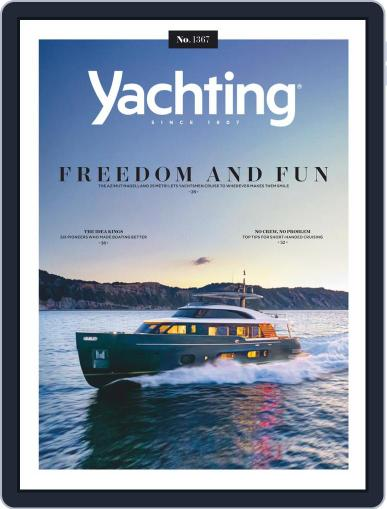 Yachting Magazine (Digital) January 1st, 2021 Issue Cover