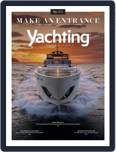 Yachting Magazine (Digital) October 1st, 2021 Issue Cover