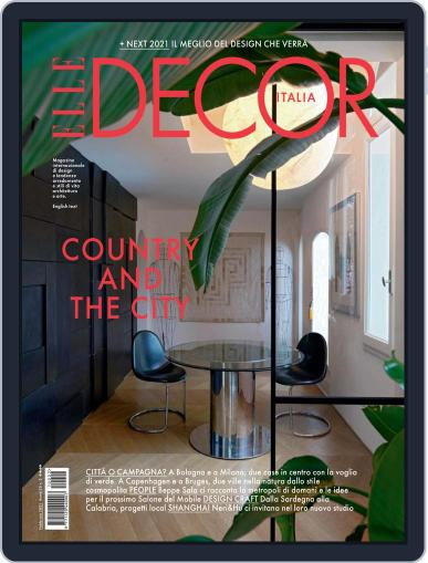 Elle Decor Italia Magazine (Digital) February 1st, 2021 Issue Cover