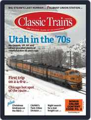 Classic Trains Magazine (Digital) Subscription February 1st, 2021 Issue