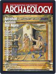 ARCHAEOLOGY Magazine (Digital) Subscription November 1st, 2020 Issue