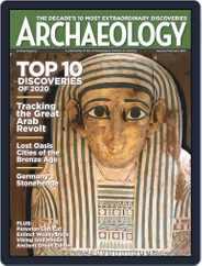 ARCHAEOLOGY Magazine (Digital) Subscription January 1st, 2021 Issue