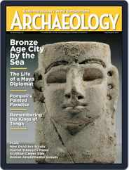ARCHAEOLOGY Magazine (Digital) Subscription July 1st, 2021 Issue