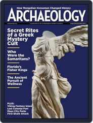 ARCHAEOLOGY Magazine (Digital) Subscription September 1st, 2021 Issue