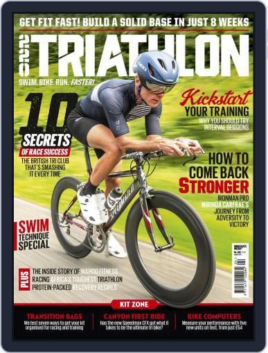 220 Triathlon Magazine (Digital) April 1st, 2021 Issue Cover