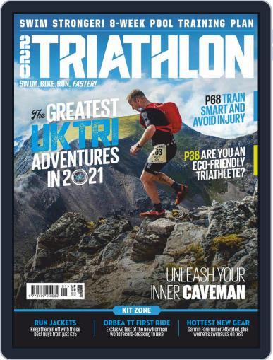 220 Triathlon Magazine (Digital) January 1st, 2021 Issue Cover