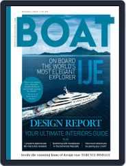 Boat International Magazine (Digital) Subscription October 1st, 2020 Issue