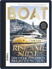 Boat International Magazine (Digital) Subscription August 1st, 2021 Issue