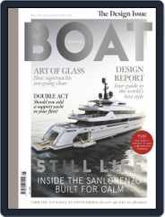 Boat International Magazine (Digital) Subscription May 1st, 2021 Issue