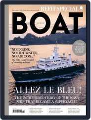 Boat International Magazine (Digital) Subscription November 1st, 2021 Issue