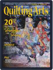 Quilting Arts Magazine (Digital) Subscription December 1st, 2020 Issue