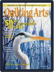 Quilting Arts Magazine (Digital) Subscription August 19th, 2021 Issue