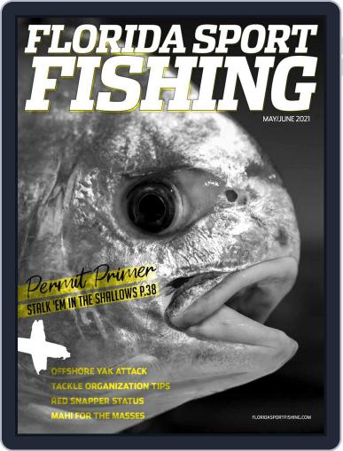 Florida Sport Fishing Magazine (Digital) May 1st, 2021 Issue Cover
