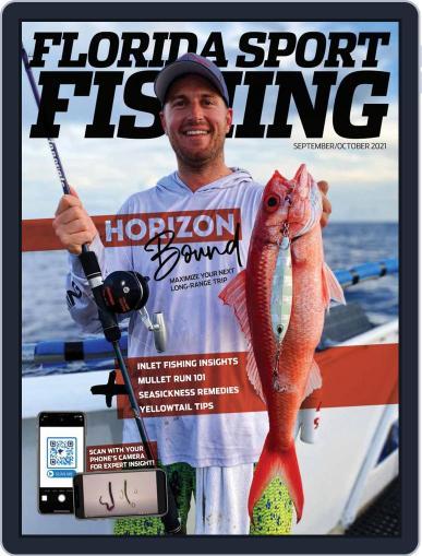 Florida Sport Fishing Magazine (Digital) September 1st, 2021 Issue Cover