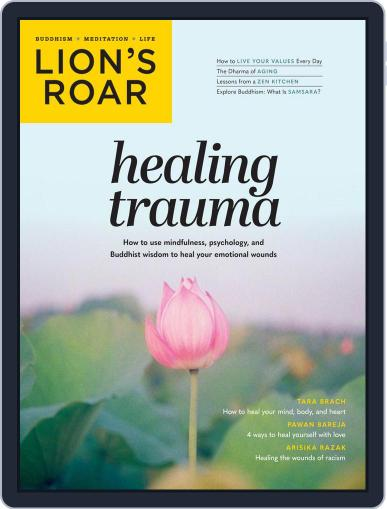 Lion's Roar Magazine (Digital) March 1st, 2021 Issue Cover