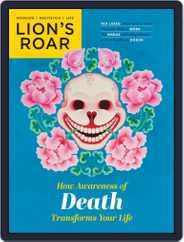 Lion's Roar Magazine (Digital) Subscription November 1st, 2021 Issue