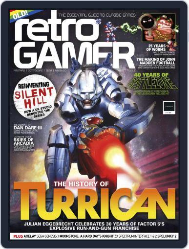 Retro Gamer Magazine (Digital) November 1st, 2020 Issue Cover