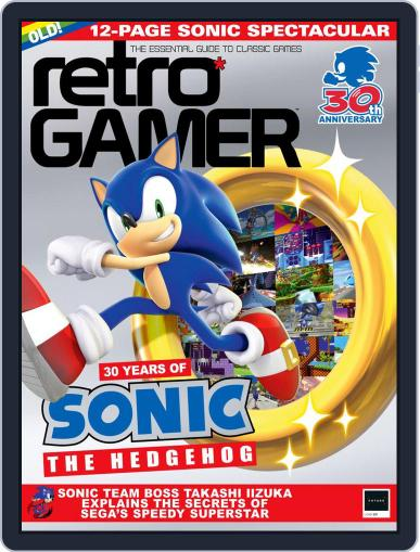 Retro Gamer Magazine (Digital) June 3rd, 2021 Issue Cover